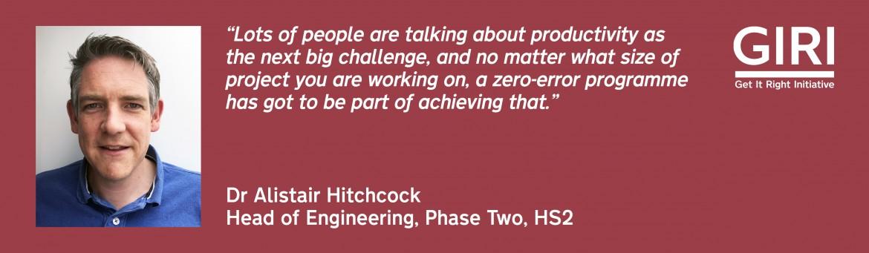 Strategic Leadership Group - Dr Alistair Hitchcock