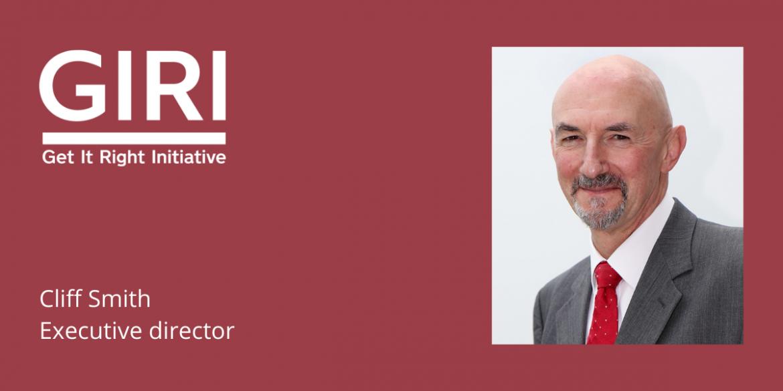 GIRI board announces new executive director