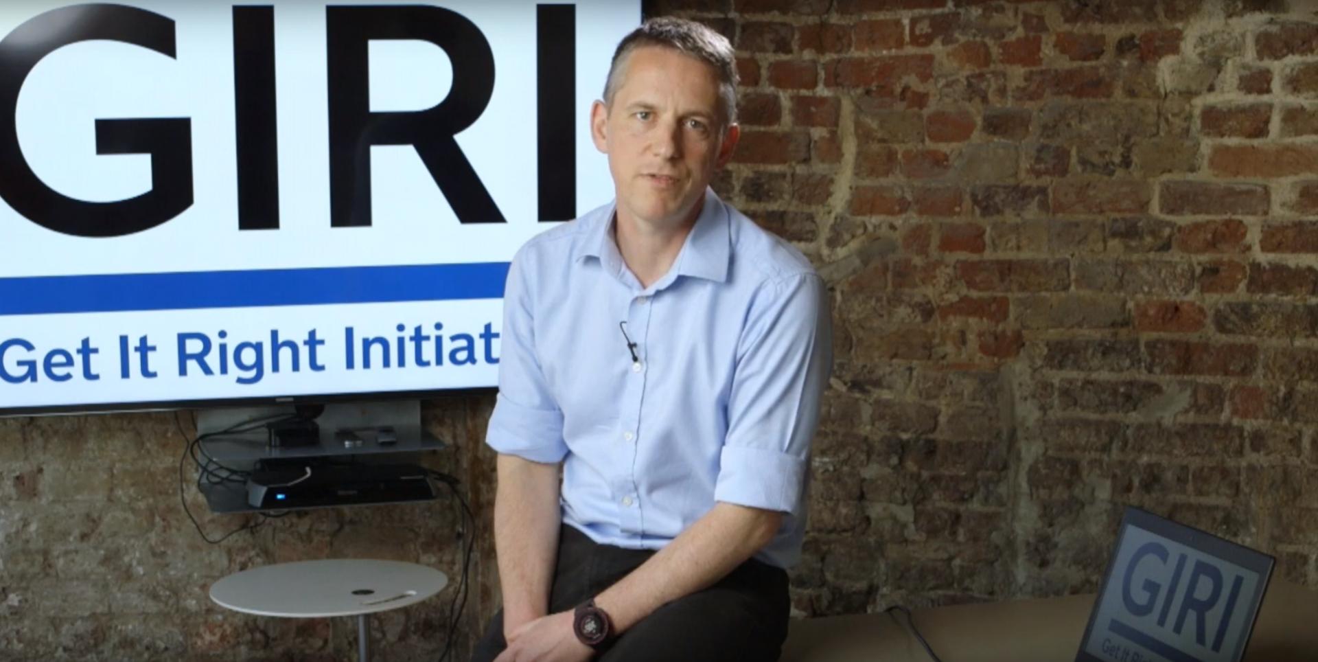 GIRI Training introductory video