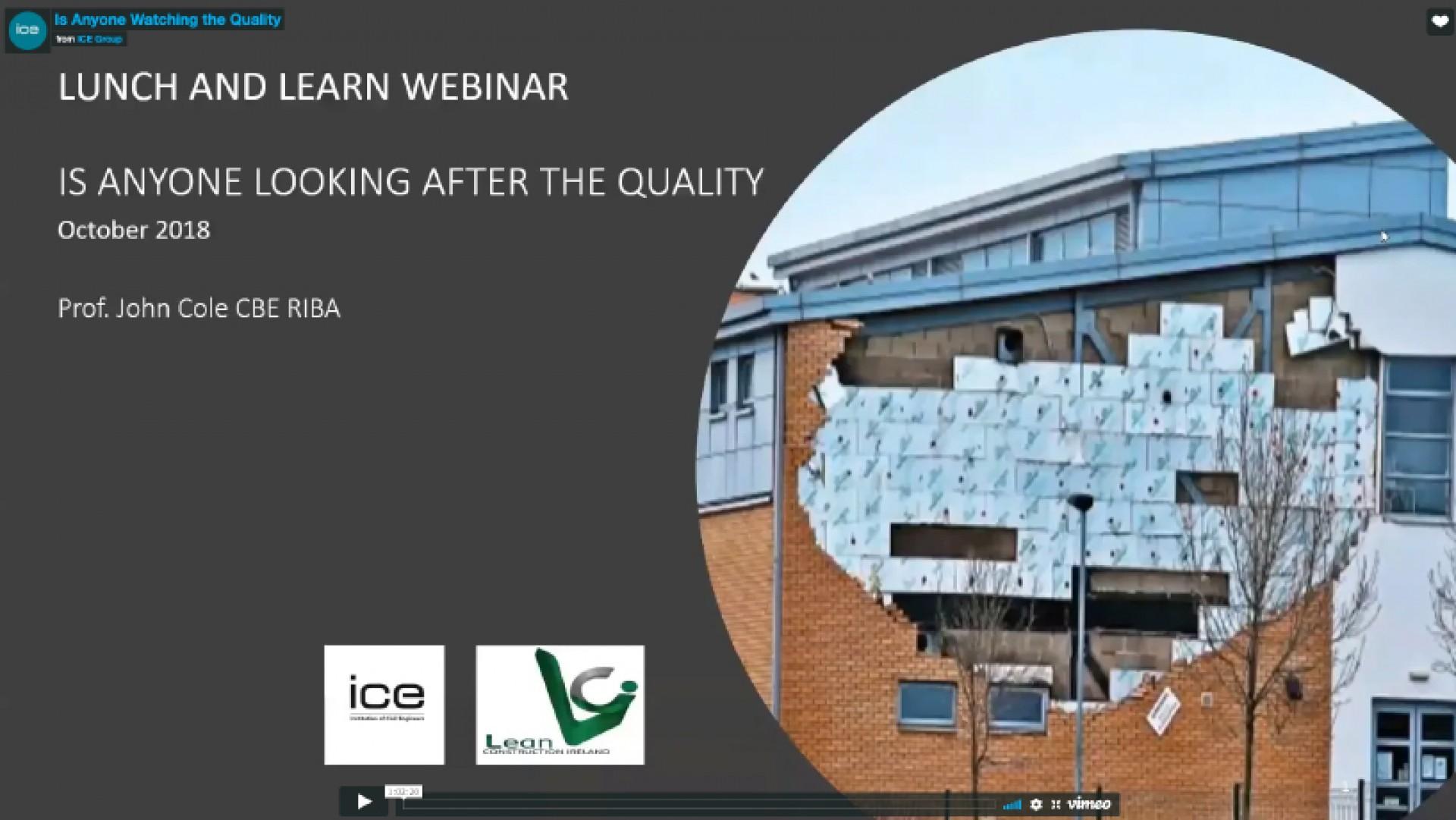 Webinar: GIRI with Lean Construction Ireland