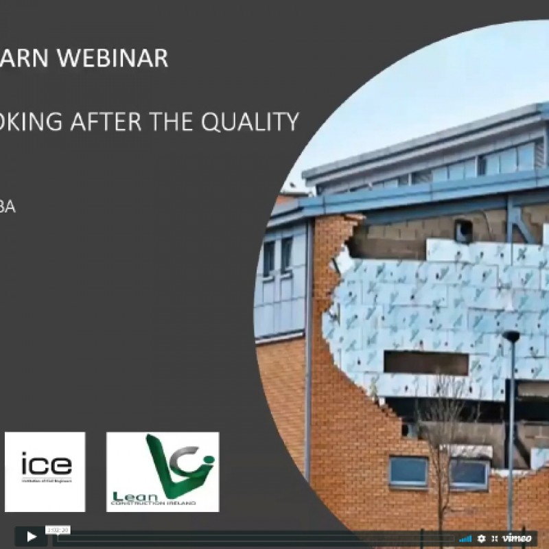 Webinar: GIRI with Lean Construction Ireland